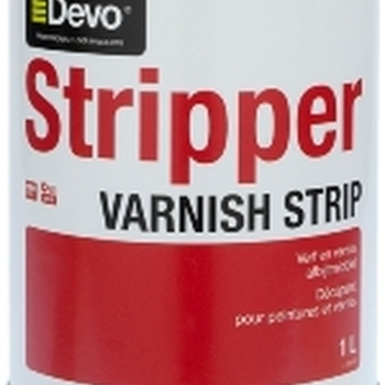 Devo® Varnish Strip